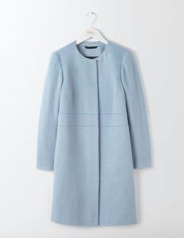 Delph Blue Imelda Coat