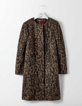 Animal Mohair Imelda Coat