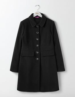 Black Sofia Coat