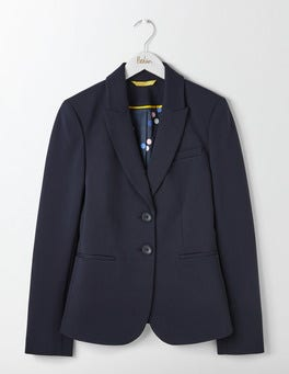Blazer Elisabeth en point de Rome