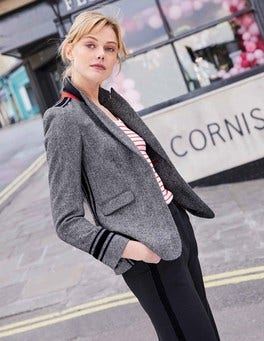 Victoria British Tweed Blazer