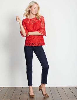 Brittany Lace Top