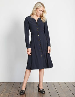 Navy Ashbourne Dress