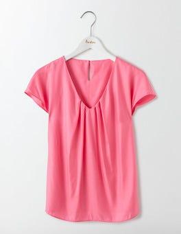 Pink Fizz V-neck Ravello