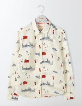 Ivory London Conversational The Classic Shirt