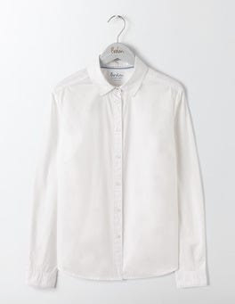 White The Classic Shirt