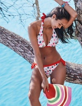 Bordeaux Bikini Top