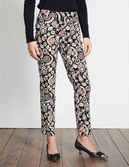Black Arabesque Richmond 7/8 Trousers