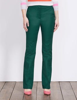 Deep Forest Richmond Bootcut Pants