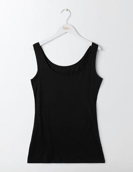 Black Featherweight Vest