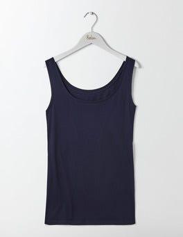 Navy Featherweight Vest
