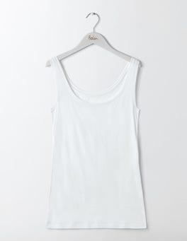 White Featherweight Vest
