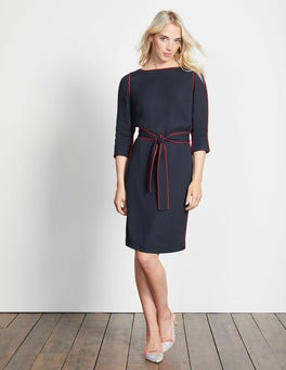 Navy Kelly Dress