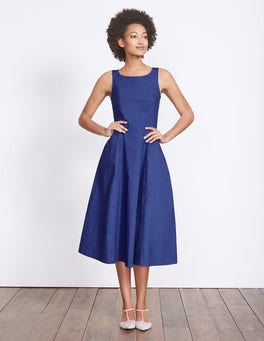 Greek Blue Elena Dress