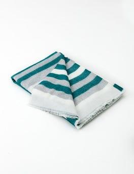 Drake Multi Stripe Featherweight Merino Blanket