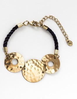 Gold Almeria Bracelet