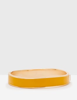 Skinny Enamel Bangle