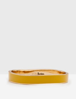 Mimosa Yellow Skinny Bangle