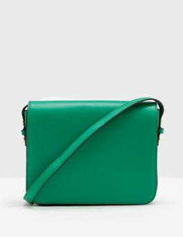Meadow Green Rowena Crossbody Bag