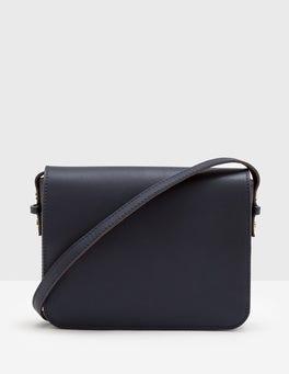 Navy Rowena Crossbody Bag