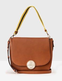 Tan Maritime Bag