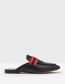 Backless Loafer