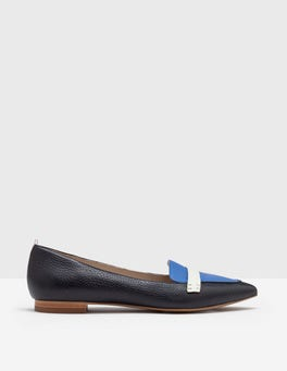 Cordelia Colourblock Flats