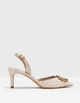 Joanna Slingback Heels