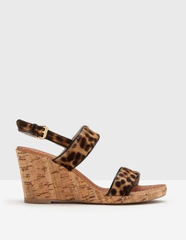 Louisa Cork Wedge