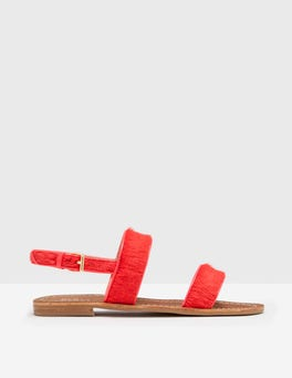 Strawberry Sundae Louisa Sandals