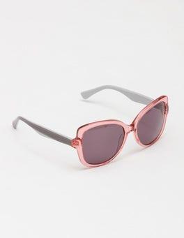 Rose Quartz/Grey Sunglasses