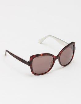 Tortoise Shell/Pearl Sunglasses