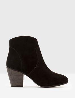 Black Boho Boot