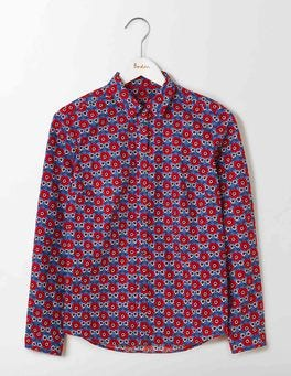 Meadow Spring Maritime Ditsy The Classic Shirt