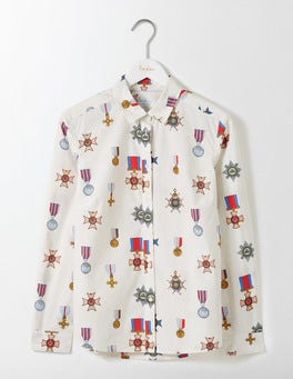 Ivory Medals The Classic Shirt