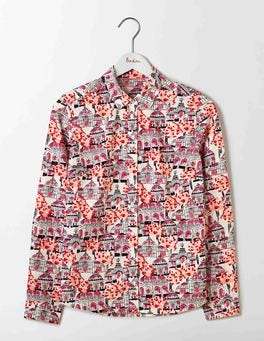 Pink Fizz Botanical Gardens The Classic Shirt