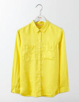Pineapple The Linen Shirt