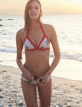 Ischia Halter Bikini Top