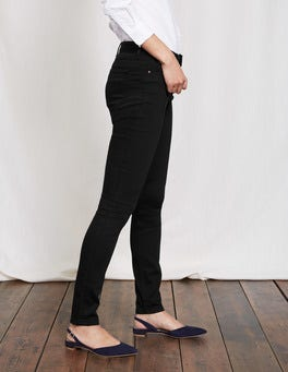 Black Mayfair Modern Skinny Jeans