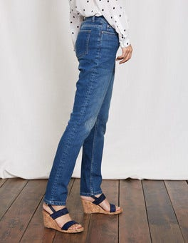 Distressed Cavendish Girlfriend Jeans
