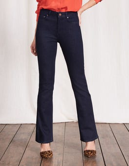 Indigo Marylebone Slim Bootcut Jeans