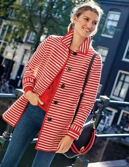 Constance Striped Coat