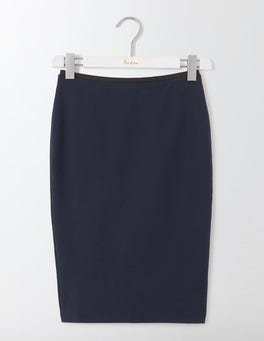 Navy Hampshire Ponte Pencil