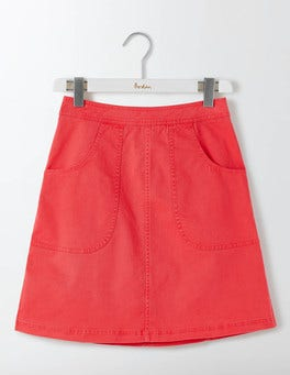 Strawberry Sundae Rachel Chino Skirt