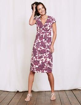 Pewter Island Vine Casual Jersey Dress