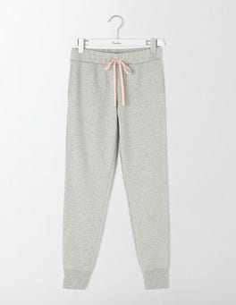 Grey Marl Off Duty Slim Jogger