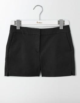 Black Richmond Shorts