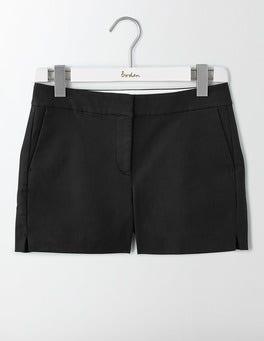Black Richmond Shorts