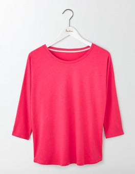 Camellia Supersoft Oversized Tee