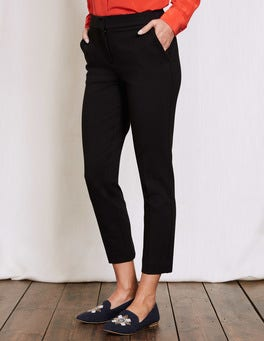 Black Hampshire 7/8 Trousers